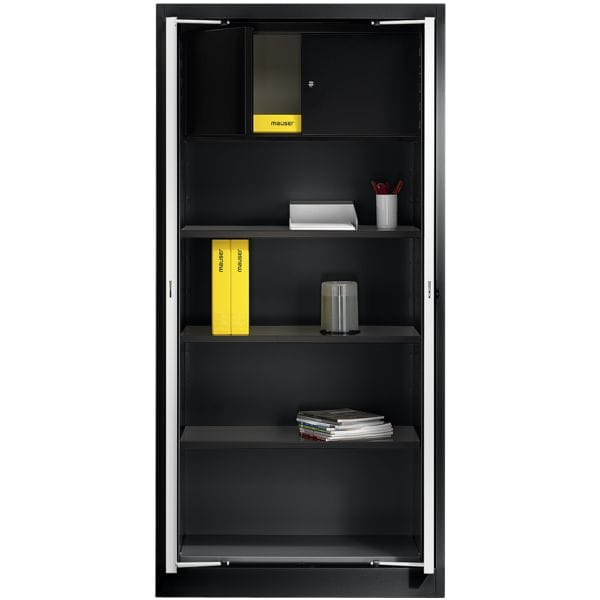 mauser stahlschrank abschlie bar 95 x 195 cm einschwenkt r bei otto office g nstig kaufen. Black Bedroom Furniture Sets. Home Design Ideas