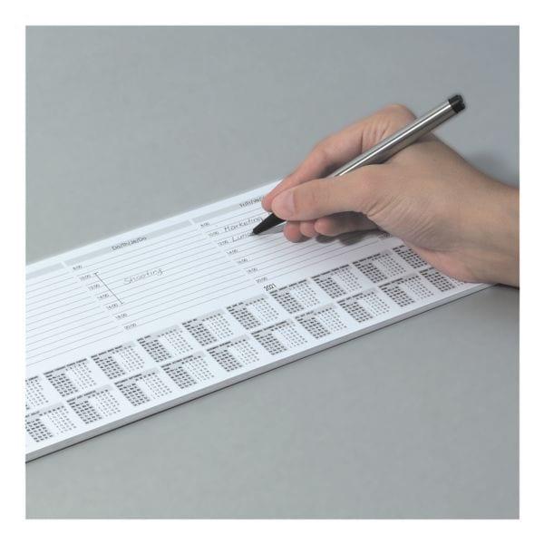 Sigel Wochenplaner / Schreibunterlage »Weekly Planner Mini« HO505