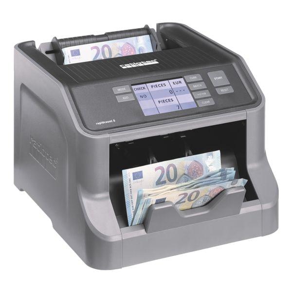 ratiotec Banknotenzählmaschine »rapidcount S 200«