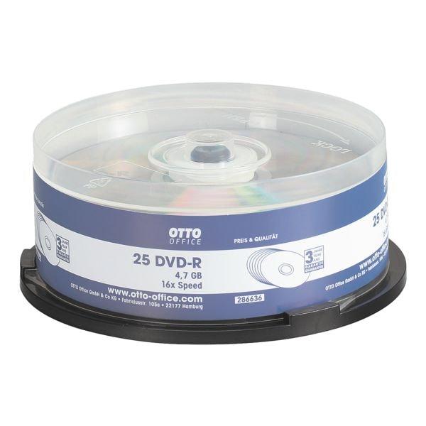 OTTO Office DVD-Rohlinge »DVD-R«