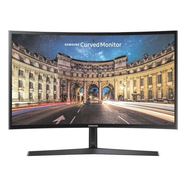 Samsung C24F396FHU LED Monitor, 59,8 cm (23,5''), Full HD, VGA, HDMI