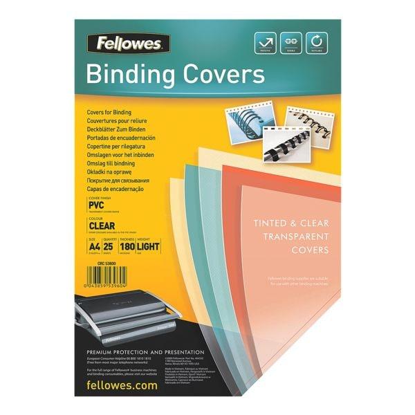 Fellowes Deckblätter zum Binden