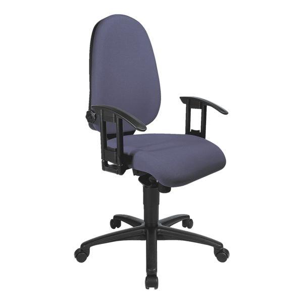 b rostuhl topstar syncro pro 5 ohne armlehnen mit schukra system bei otto office g nstig kaufen. Black Bedroom Furniture Sets. Home Design Ideas