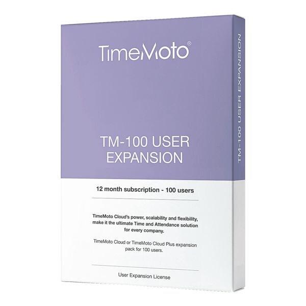 TimeMoto Erweiterungspaket »TM-UEP-100«