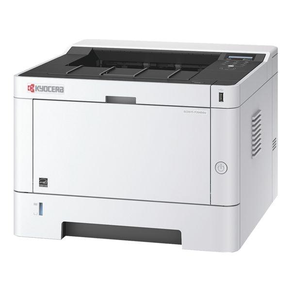 Kyocera ECOSYS P2040DW Laserdrucker, A4 schwarz weiß Laserdrucker, 1200 x 1200 dpi, mit WLAN und LAN