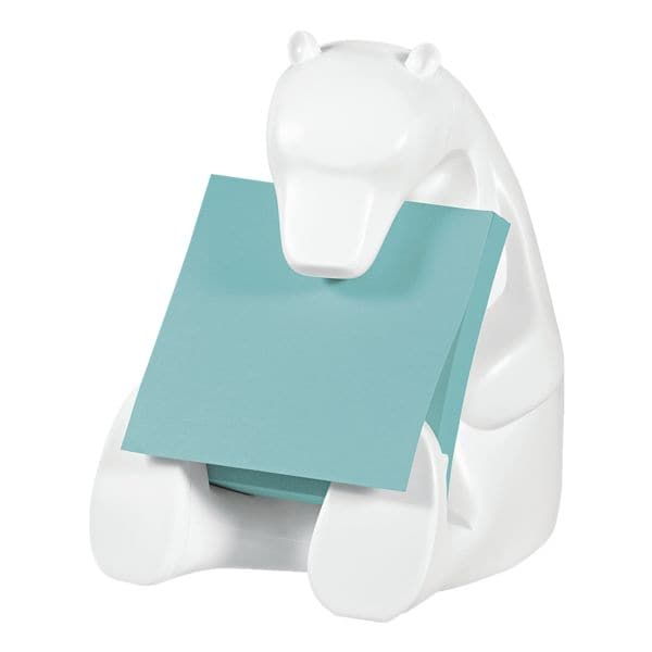 Post-it Super Sticky Eisbär, 90 Blatt gesamt