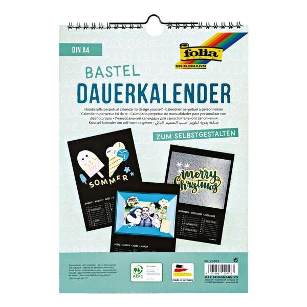 folia Bastel-Dauerkalender