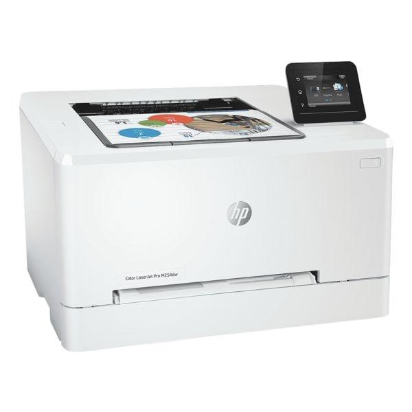 HP Laserdrucker Color LaserJet Pro M254dw, A4, 600 x 600 dpi, mit LAN und WLAN