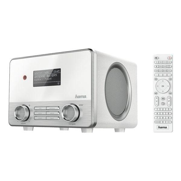 Hama Internetradio »IR110M« weiß
