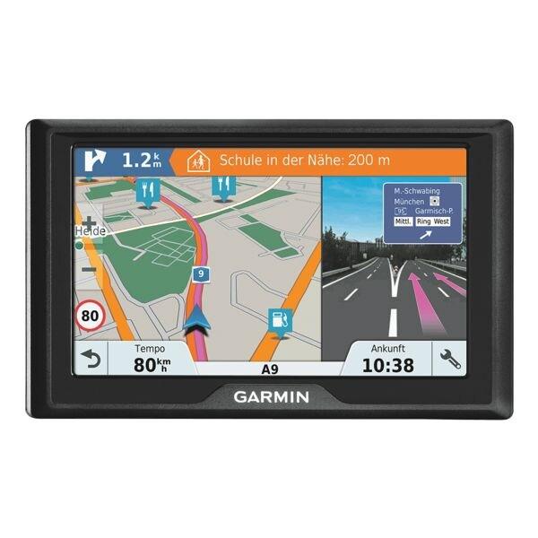 Navigationsgerät GARMIN Drive 51 LMT-S EU, 12,7 cm (5'')