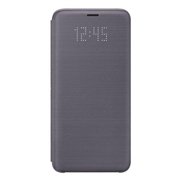 Samsung LED View Cover für Galaxy S9 Purple