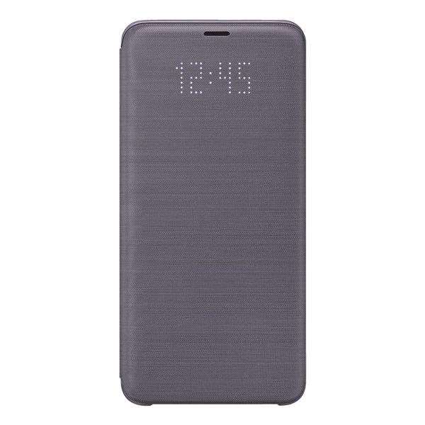 Samsung LED View Cover für Galaxy S9+ Purple
