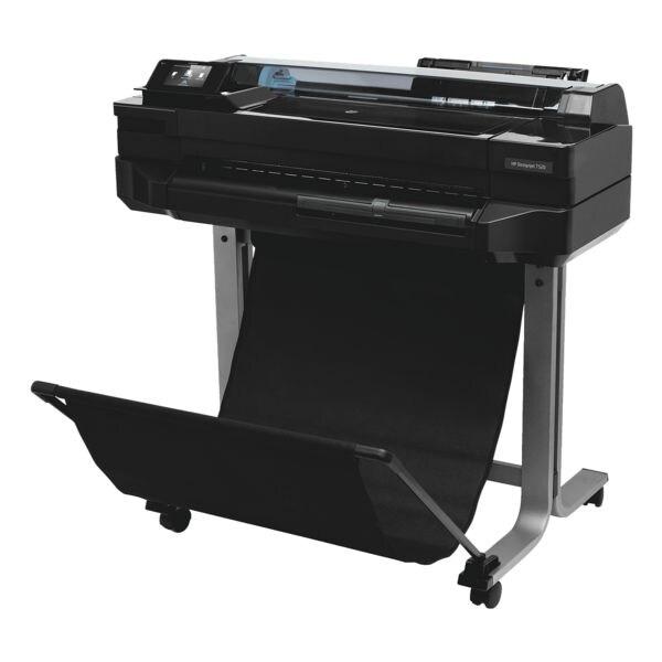 HP DesignJet T520 Tintenstrahldrucker, Sonderformat Farb-Tintenstrahldrucker, 2400 x 1200 dpi, mit LAN und WLAN