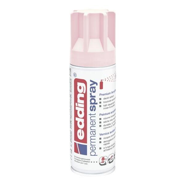 Edding Permanent Spray Premium Acryl-Farblack »5200«