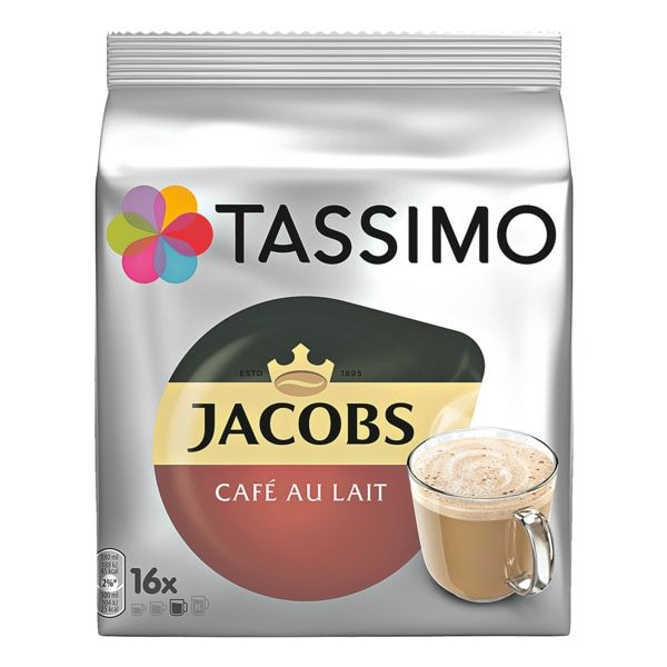 Tassimo Kaffee-Discs »Café au Lait«