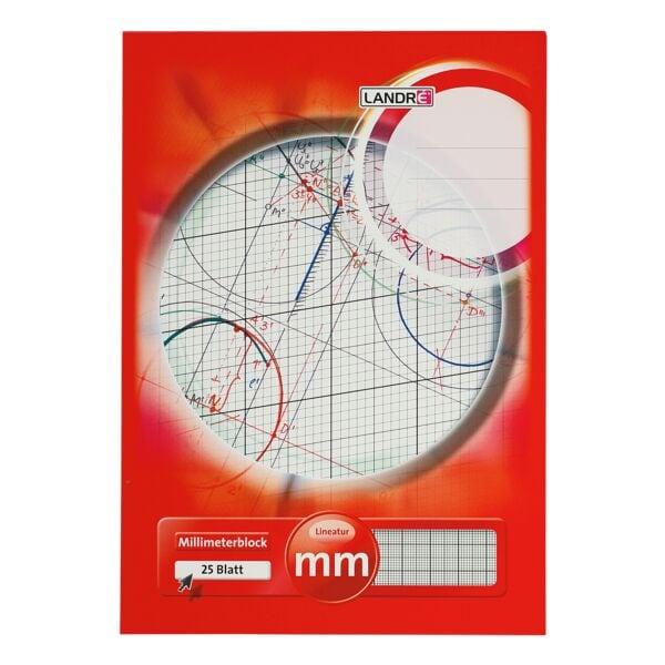 Landré Millimeterpapier 100050441