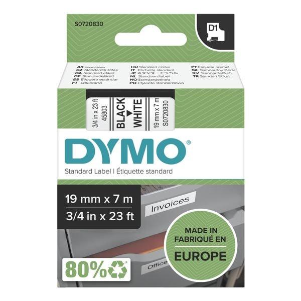 Dymo D1-Beschriftungsband 19 mm x 7 m