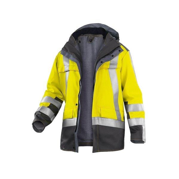 Kübler Warnschutz-Parka »PSA SAFETY X8« Größe XL
