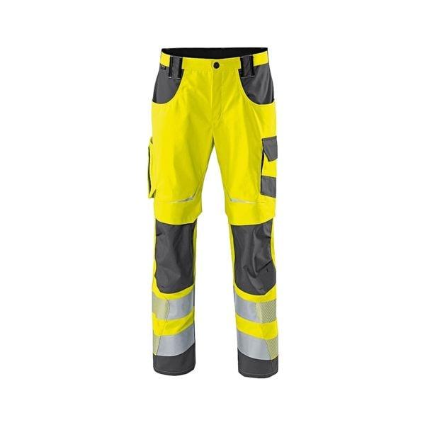Kübler Warnschutz-Bundhose »REFLECTIQ« Größe 110