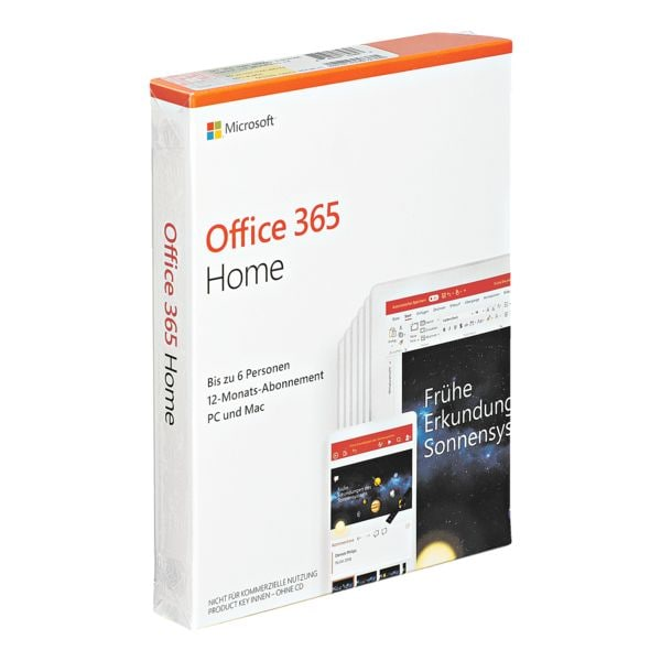Microsoft Software »Office 365 Home«