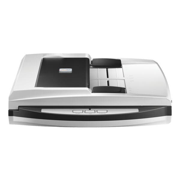 Plustek Flachbettscanner A4 mit ADF und Duplex »SmartOffice PL4080«
