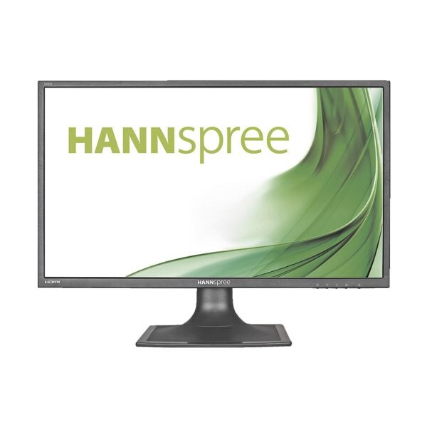 Hannspree HS247HPV Monitor, 59,94 cm (23,6''), Full HD, VGA, HDMI, 3,5-mm-Stecker, DVI
