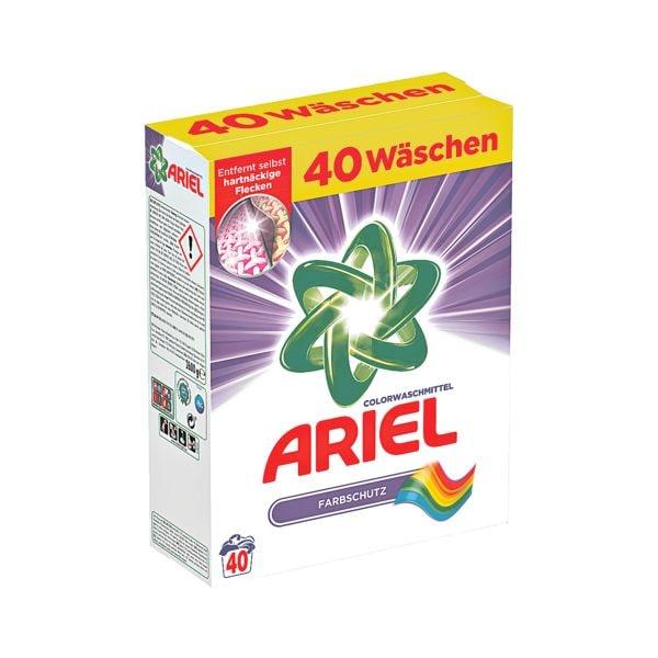 ARIEL Colorwaschmittel 40 WL
