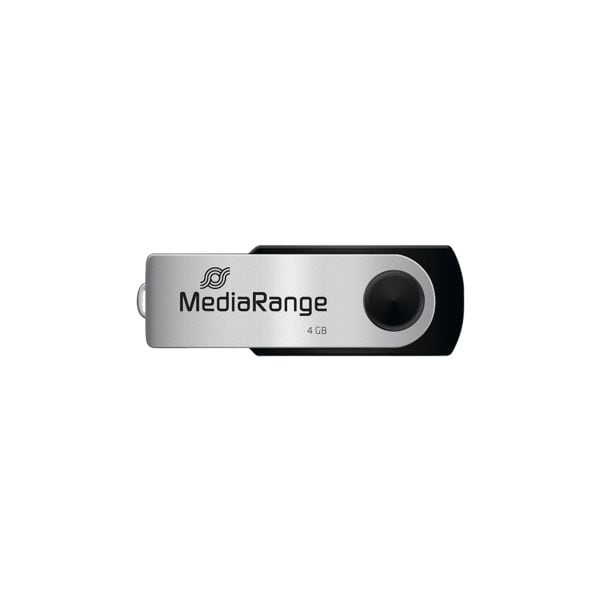 USB-Stick 4 GB MediaRange MR907, USB 2.0