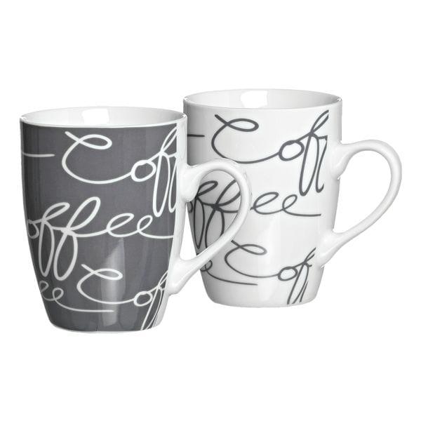 Ritzenhoff & Breker 6er-Pack Kaffeebecher »Cornello grey«