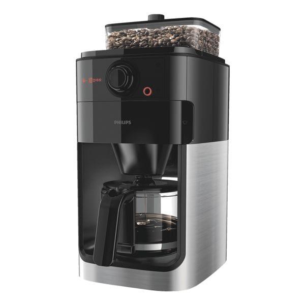 Philips Kaffeemaschine »Grind & Brew HD7767/00«