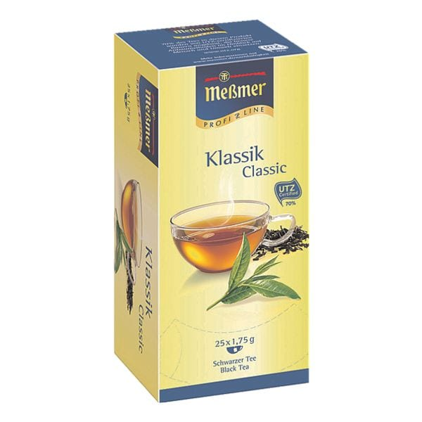 Meßmer Schwarzer Tee »Klassik«