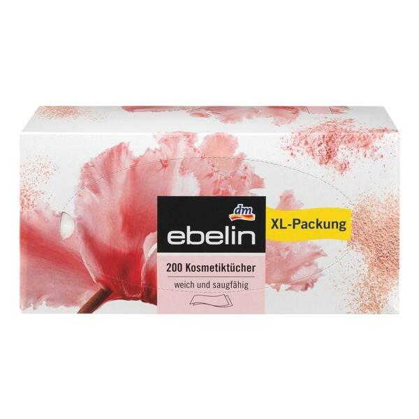 ebelin Kosmetiktücher-Box »XL«