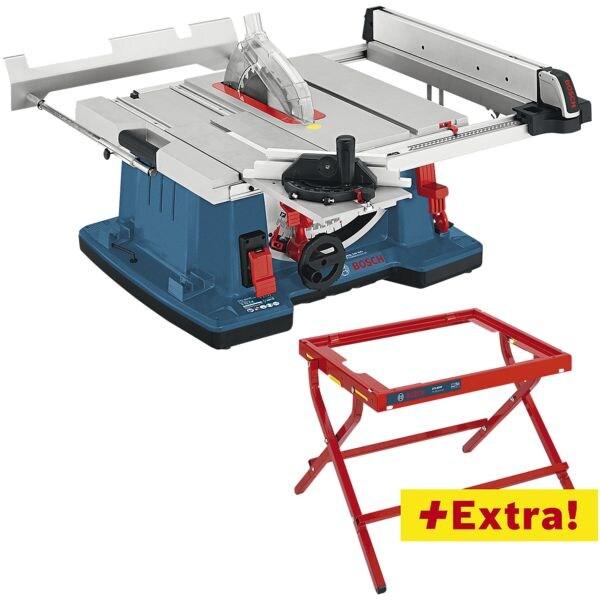 BOSCH Tischkreissäge »GTS 10 XC Professional« mit Untergestell