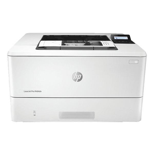 HP Laserdrucker HP LaserJet Pro M404dn, A4 schwarz weiß Laserdrucker, 4800 x 600 dpi, mit LAN