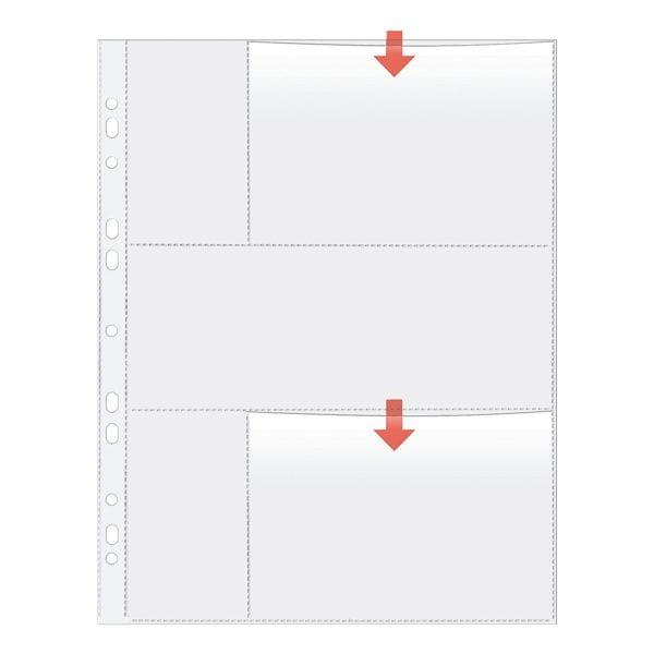 Veloflex Fotosichthüllen 10x15 cm 5347410