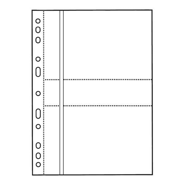 Veloflex Fotosichthüllen 13x18 cm 5347510