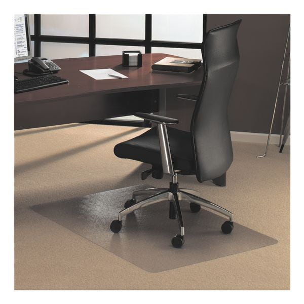bodenschutzmatte f r teppichb den polycarbonat rechteck 100 x 120 cm otto office bei otto. Black Bedroom Furniture Sets. Home Design Ideas