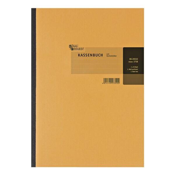König & Ebhardt Formularbuch »Kassen-Durchschreibebuch«