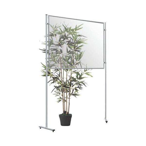 Franken Nies- und Spuckschutz Trennwand »ECO« 120 x 90 cm ohne Standfüße