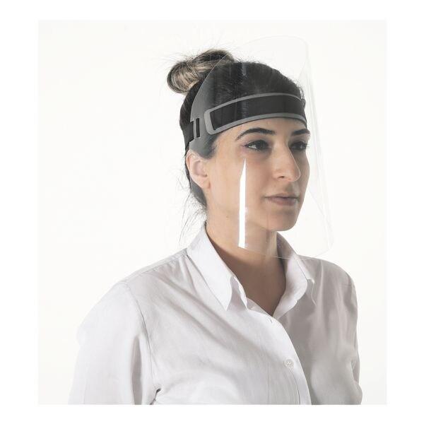 update displays Nies- und Spuckschutz Gesichtsschutzvisier