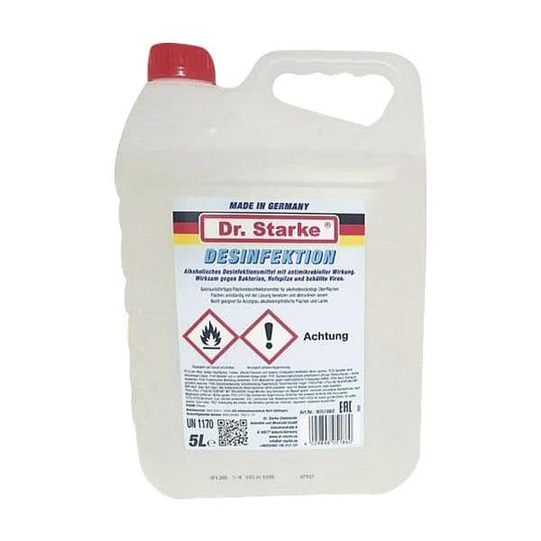 Dr. Starke Flächendesinfektionsmittel 5 Liter