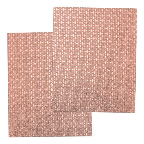 10er-Pack Kupfer-Klebestreifen »Shieldex«