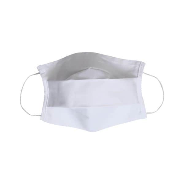 2er-Pack Waschbare Mund-Nase-Masken, doppellagig