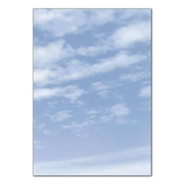 Sigel Motivpapier »Wolken« DP565