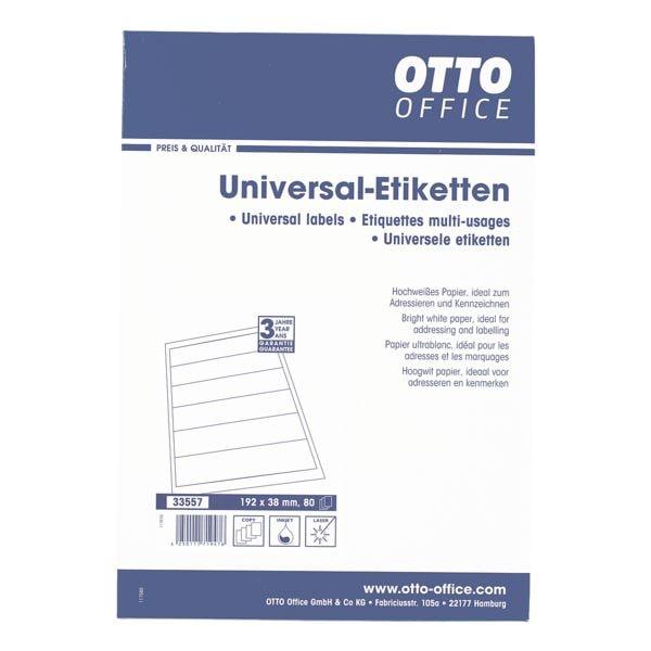 Otto Office Selbstklebende Ordnerrucken Etiketten