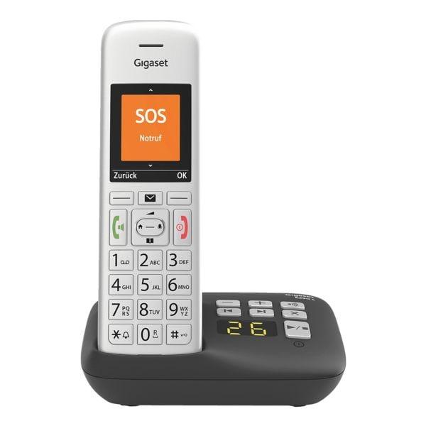 Gigaset Schnurloses Telefon mit Anrufbeantworter »E390A«