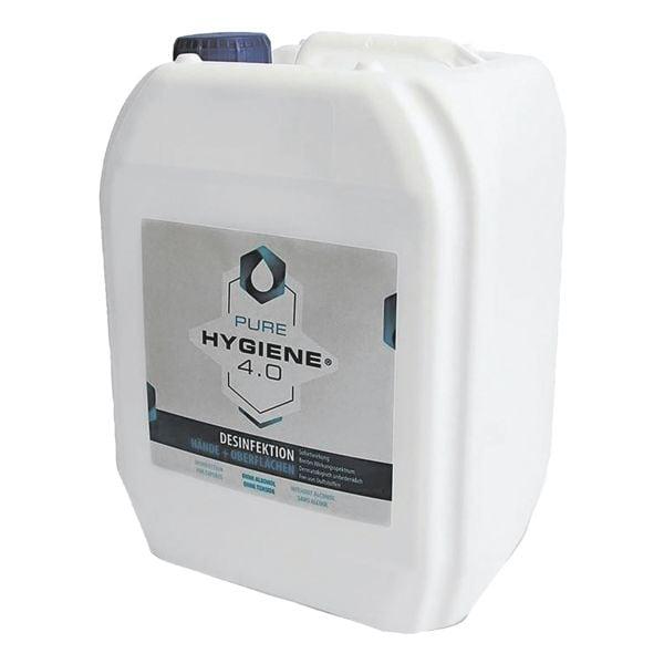 Desinfektionsmittel »Pure Hygiene 4.0« 5 Liter Kanister