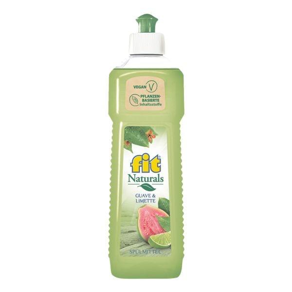 fit GRÜNEKRAFT Geschirrspülmittel »Naturals Guave & Limette« 500 ml