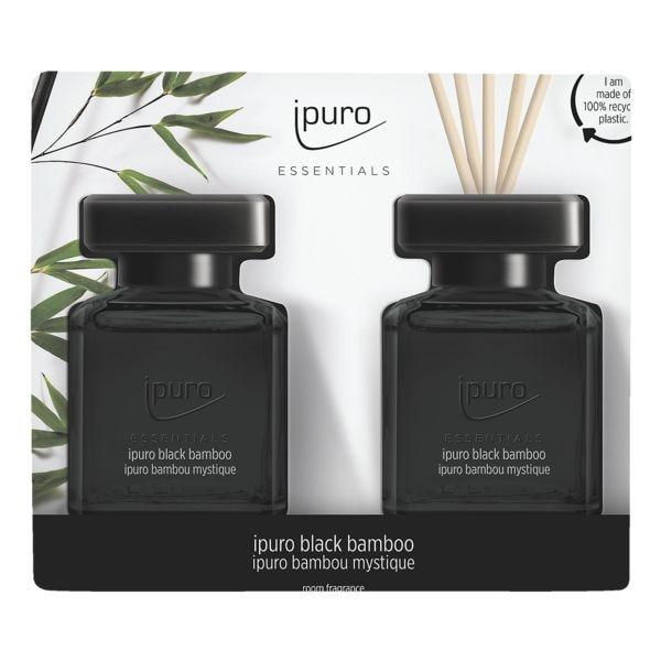 ipuro Raumduft »Black Bamboo« 2x 50 ml