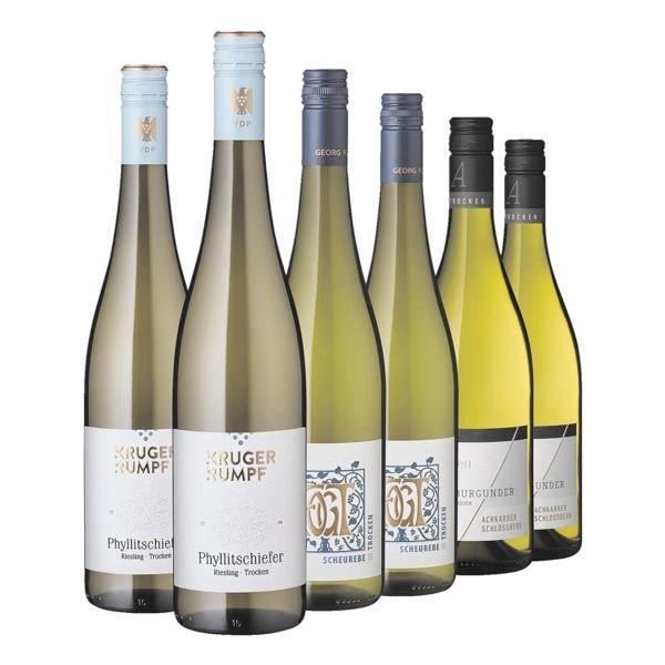 Rindchen's Weinkontor 6-tlg. Wein-Set »Deutschlands Genussriesen«